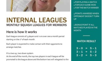 Internal Leagues
