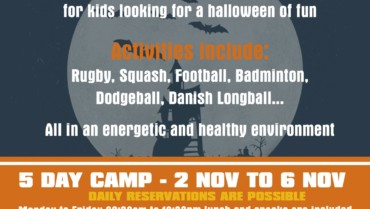 Halloween Sports Camp